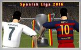 ליגה ספרדית 2016