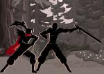 בואו להיות כמה שיותר מהירים בקרב חרבות , תוכלו לשפר את הכוח שלכם והבריאות , הכי חשוב להתחמק מהר מהמכות , החרב מכה אוטומטית אבל אתם מחליטים על בריחה (אל תתנו להרביץ לכם מאחורה )