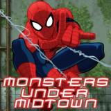 ספיידרמן נגד מפלצות