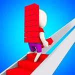 מרוץ מדרגות 3D