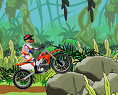 שחקו במשחק ובצעו פעלולי אופנוע בגירסא 2 של המשחק אופנוע פעלולים , עברו שלבים , תחזיקו חזק, תבחרו טרקטורון או אופנוע