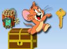 משחק בסגנון סופר מריו של ג'רי  , העכבר מטום וג'רי , שחקו עם ג'רי , שימו פצצות , עברו שלבים , קפצו לאויבים על הראש