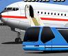 אוטובוס בשדה תעופה