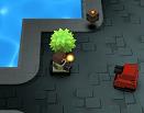 משחק טנקים שמורכבים מקוביות ריבועים מגניבים , עיצוב מגניב גראפיקה יפה וחדשנית , משחק טנקים מגניב ממש ! תהנו