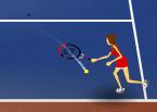 טניס קל ומגניב עם אנשי קו , תבחרו אם לשחק עם המקלדת או העכבר ותתחילו להנות