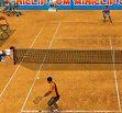 משחק תלת מימדי של טניס דורש גירסא מתקדמת של פלאש , משחק מאתגר וטוב , עברו שלבים נצחו מתחרים ועוד
