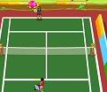 משחק טניס מגניב ביותר שחקו ותהנו