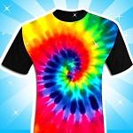משחק - חולצה צבעונית