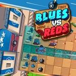 טנקים כחולים ואדומים- משחק חדש