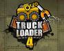 טוען המשאית 4 , בואו לטעון את המשאית עם מעמיס עם זרוע מגנטית , תעמיסו את הציוד על המשאית במשחק הרביעי בסדרה