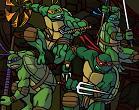משחק צבי הנינג'ה