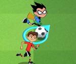 משחק כדורגל מצוירים 2021