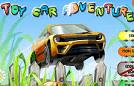 שחקו בתור מכונית צעצוע בעולם עם שלבים משימות , התחמקו ממכשולים ואספו מטבעות