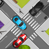 בואו לנהל את התנועה בצומת , לחצו על המכונית כדי להזיז אותה מהר פעם אחת , פעם שניה לעצור , נסו למנוע תאונות ועברו שלבים