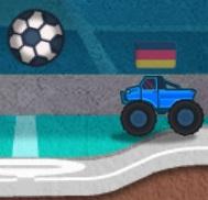 כדורגל משאיות