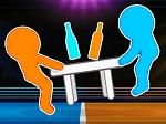 אסור ליפול שולחן- משחק חדש