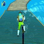 לרכב על אופניים בשטח נשמע לכם מאתגר? מה אתם אומרים על לרכב על אופניים מתחת למים? רכבו מתחת למים ונסו לעבור את השלבים השונים ולהשיג כמה שיותר יהלומים. אבל מהרו! שהחמצן לא יגמר לכם.