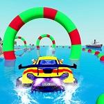 מכונית על המים