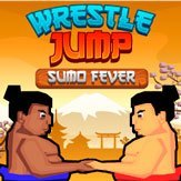 wrestle jump sumo fever stay on top