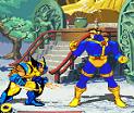 מכות עם הדמויות של אקס מן ועוד דמויות של גיבורי על , בחרו ושחקו עם הלחצנים של שחקן 1 או נגד חבר , כדי לשחק נגד חברים בחרו באופציה versos