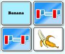משחק עם פירות באנגלית