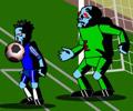 כדורגל של זומבים