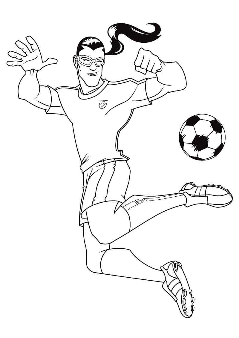 שחקן כדורגל