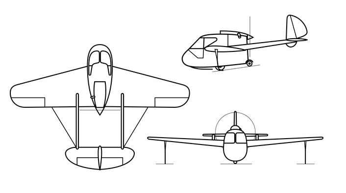 מטוס מגניב