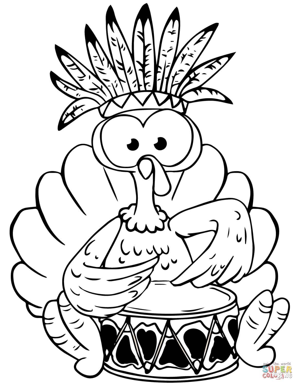 תרנגול מנגן לצביעה