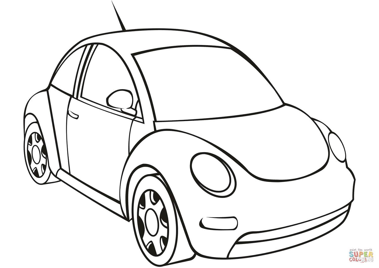 מכונית חיפושית לצביעה
