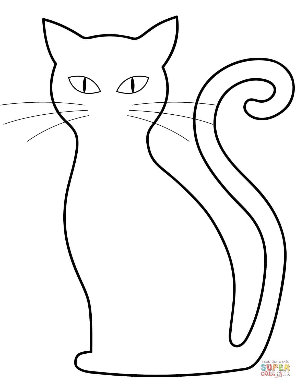 חתול לצביעה