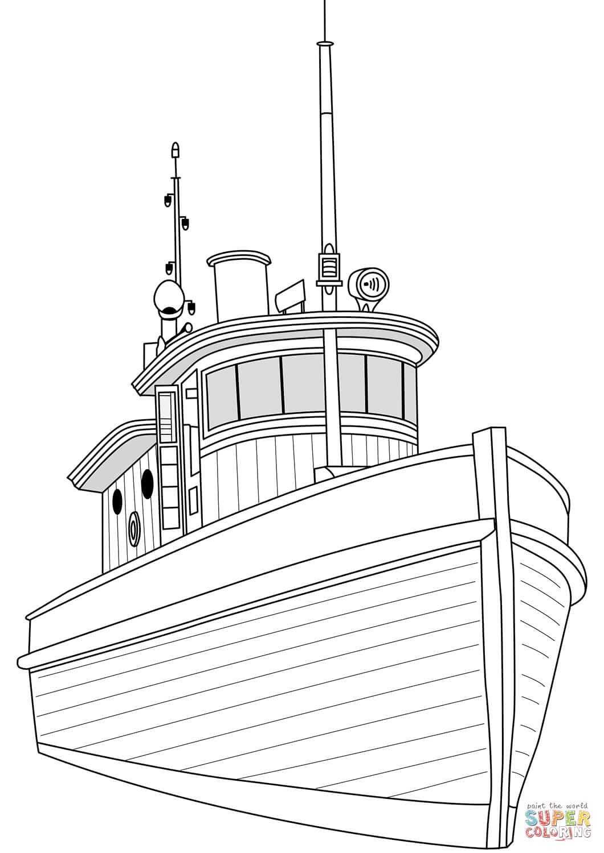 ספינה ישנה לצביעה
