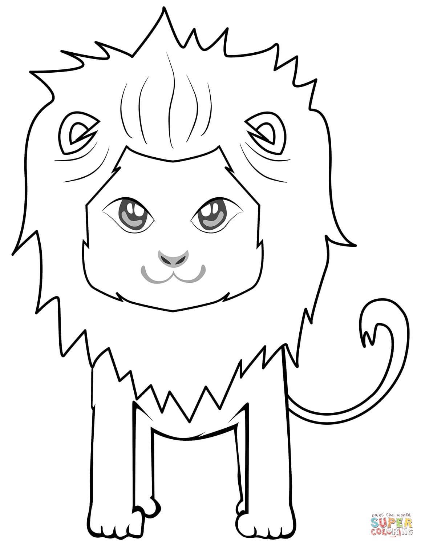 אריה חמוד לצביעה