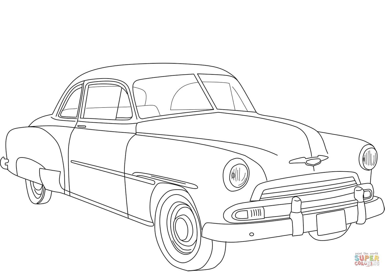רכב עתיק לצביעה