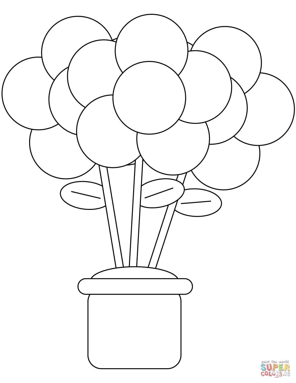 3 פרחים לצביעה
