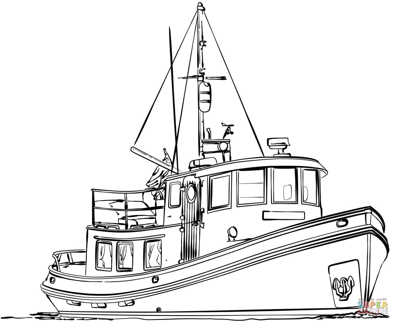 ספינה לצביעה