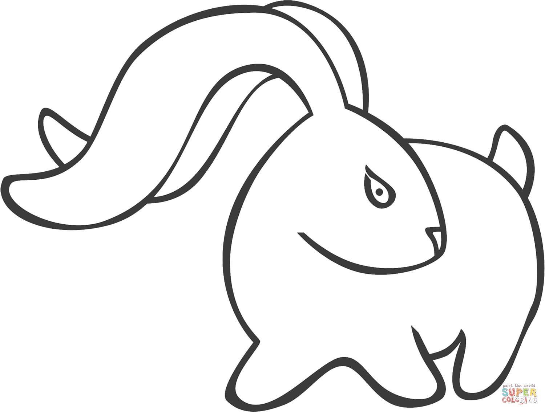 ארנבת לצביעה