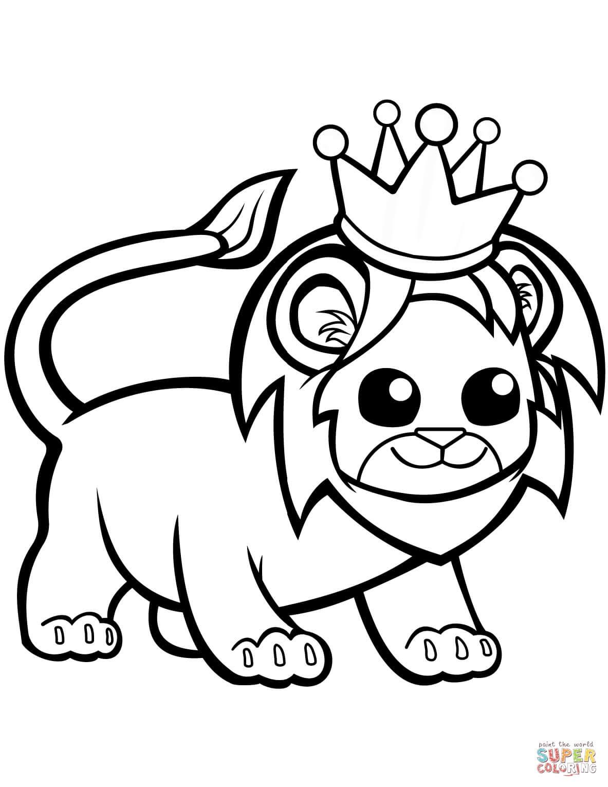 מלך האריות לצביעה