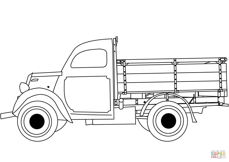 משאית לצביעה