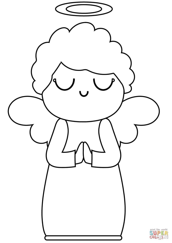 מלאך לצביעה