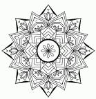 מנדלה משולשים וצורות