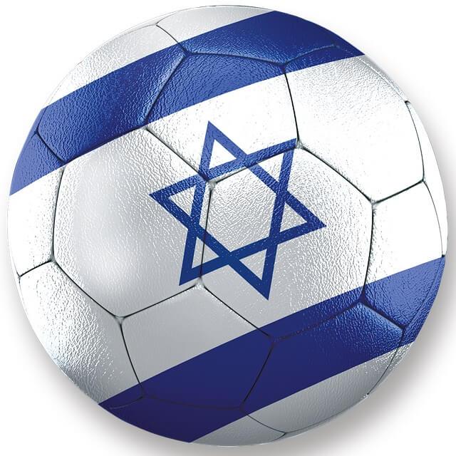 כדורגל דגל ישראל
