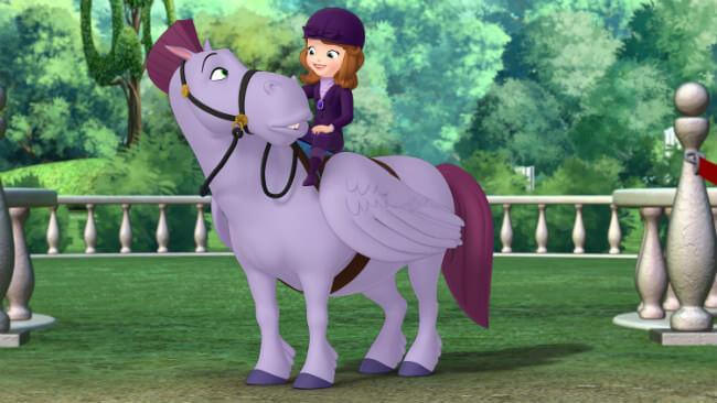 הנסיכה סופיה הראשונה 2
