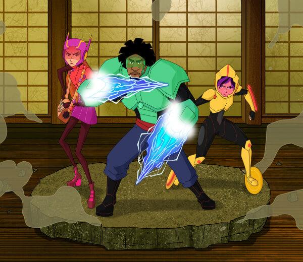 שישה גיבורים 9