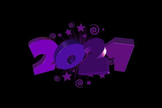 2021 סגול