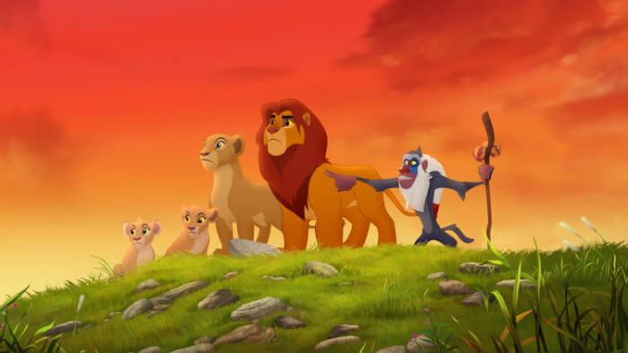 משמר האריות 9