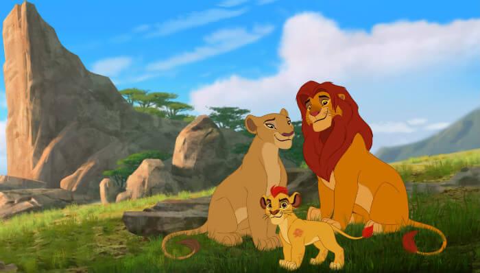 משמר האריות 11
