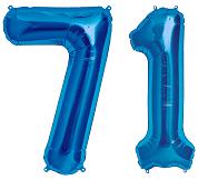 עצמאות 71 בלונים