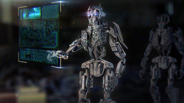תמונה של רובוט