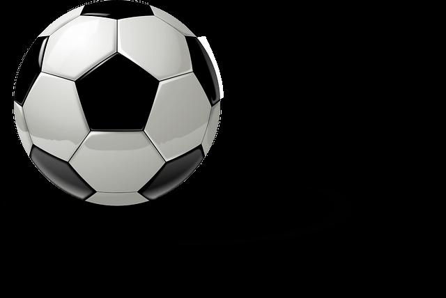 כדור כדורגל מצויר